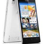 Test du Huawei Ascend P2 vue de face et de dos