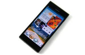 Test du Huawei Ascend P2