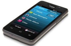 Le smartphone Android pour senior, Jitterbug Touch 2