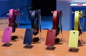 choisir les coloris de son Moto X et de ses écouteurs