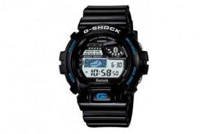 La montre Casio G Shock GB6900 Bluetooth communique avec l'iPhone