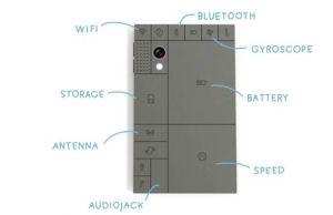 phoneblocks, le smartphone écolo en briques
