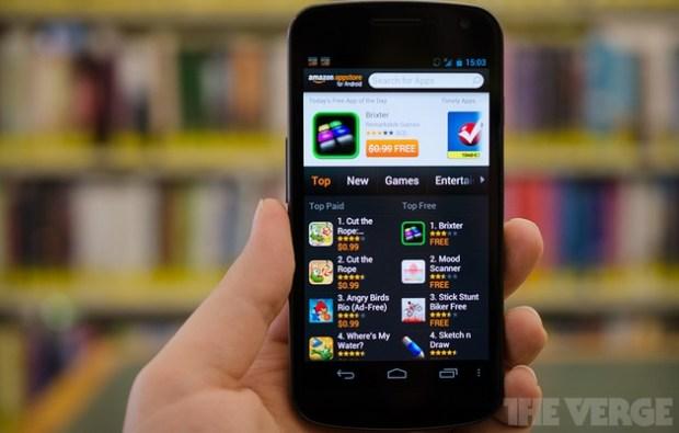 HTC-Amazon