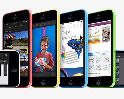 L'iPhone 5C un échec