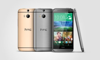 HTC One M8_Gunmetal_Gold