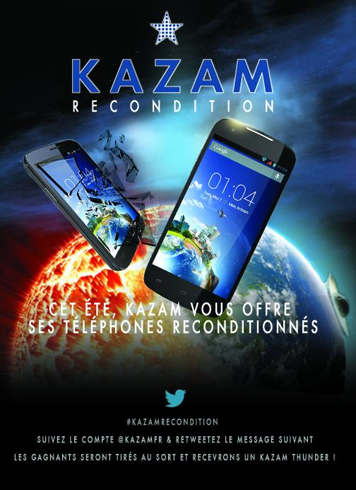 #KazamRecondition