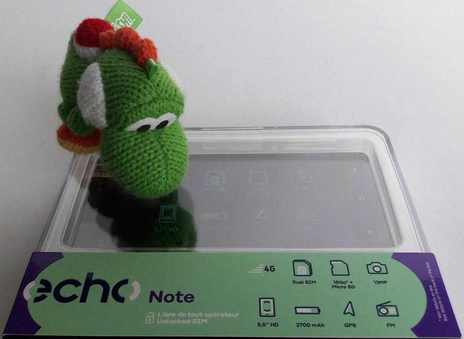 ECHO Note Yoshi
