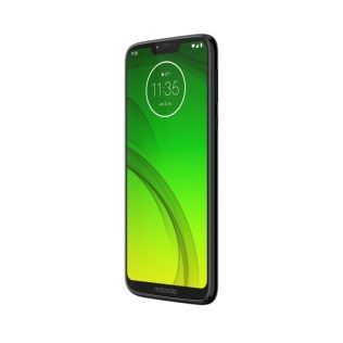 Moto G7 Power_ROW_Ceramic Black_DYN FRONT RIGHT