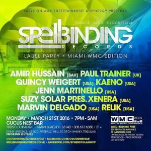 Spellbinding USA Miami WMC