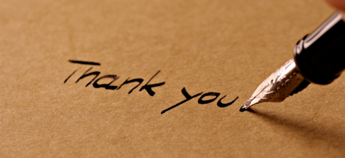 Heroic Forces: The Power of Thank You