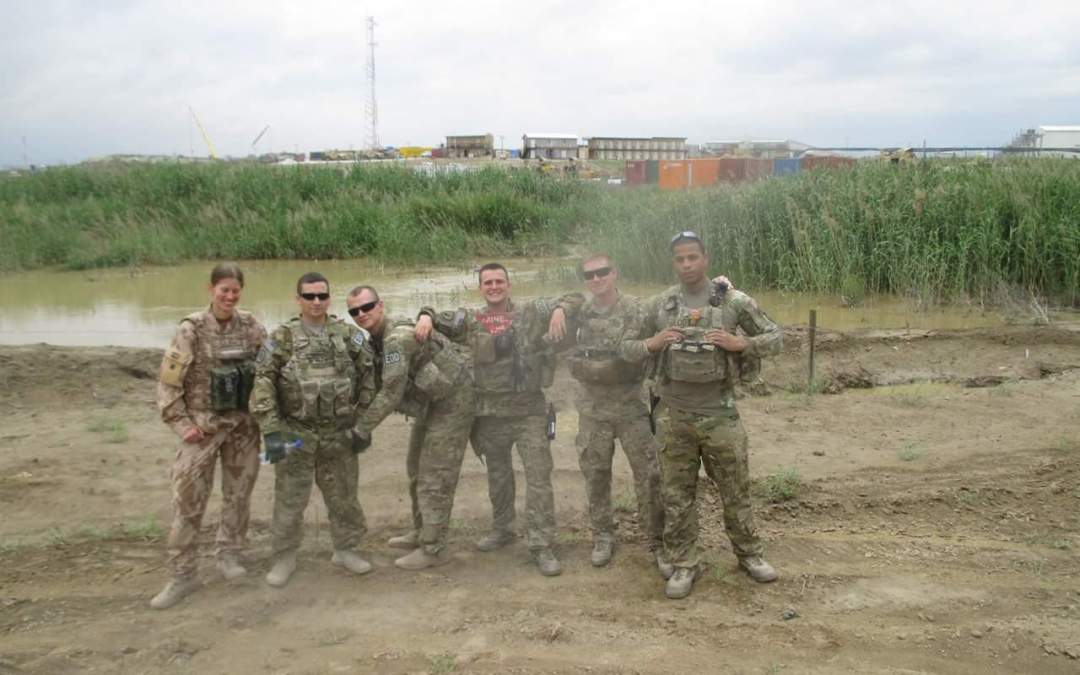 OSD 'Supply Drop' to Fort Hood EOD Soldiers Deployed to Afghanistan Boosts Unit Cohesion and Morale