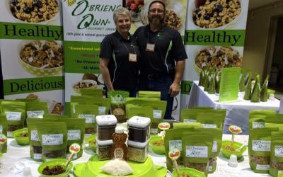 Strategic Growth Drives O'Brien's Own Gourmet Granola's Success