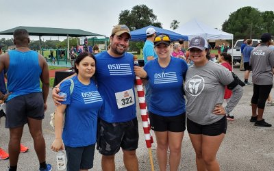 Fernando Rodriguez: OSD Austin Chapter Leader with a Passion for Serving Veterans