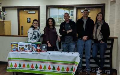 OSD Fayetteville Celebrates Christmas with Hot Chocolate, Cookies, and More