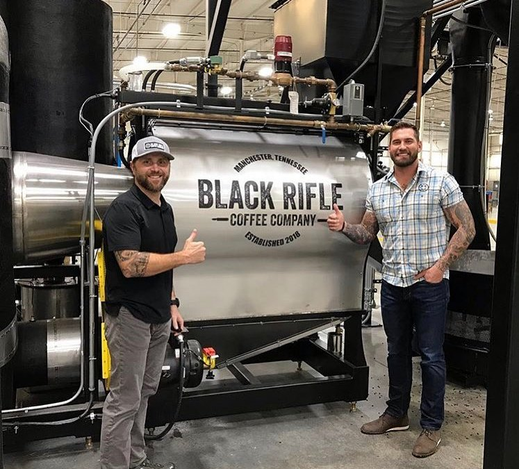 Black Rifle Coffee and OSD are Partnering to Get Coffee to Deployed Troops