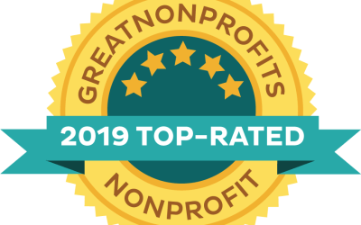 Guess Who Made the GreatNonprofits Top-Rated List for the 4th Year in a Row?