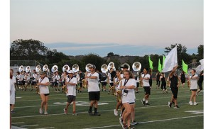 "Get ""Lost"" in the Mighty Eagles Marching Band's Show"