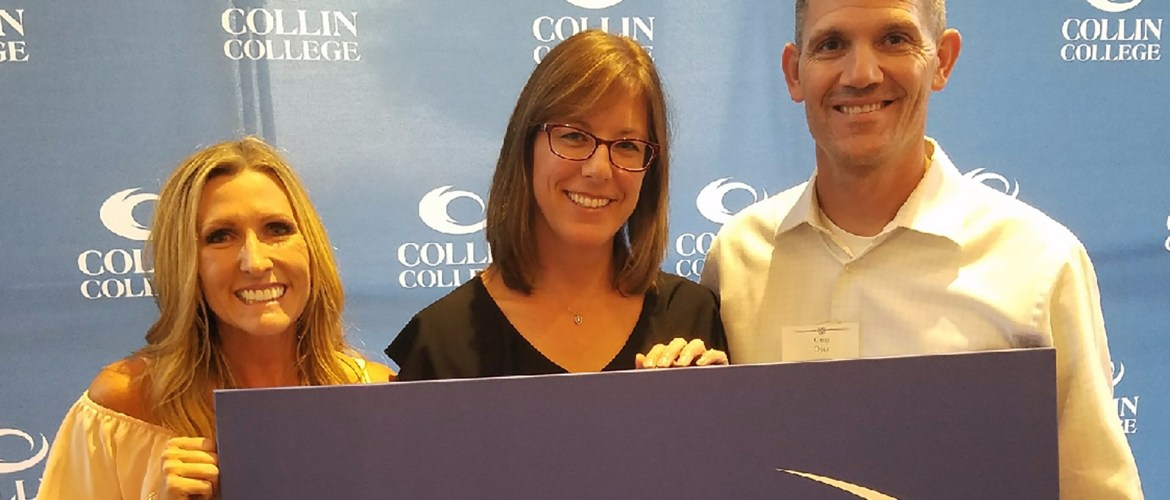 Prosper Organizations Honored at Collin College