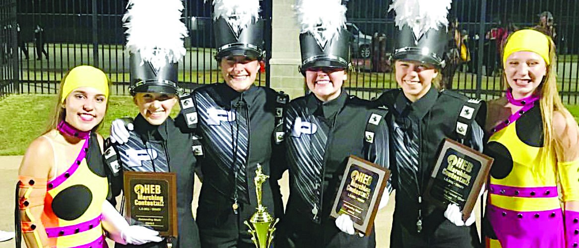 Prosper Mighty Eagle Band Earns Grand Champion Award