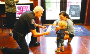 Coffee With Cops Brews Community Connection