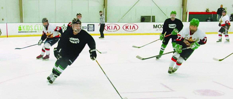 Prosper Hockey in 2nd Place after 7-2 Win