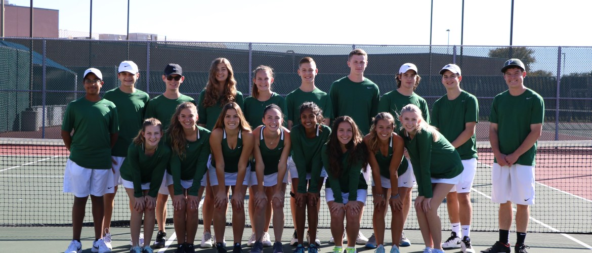 Prosper Tennis Season Ends After Bi-District Loss