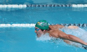 Prosper Out Swims the Competition at First Meet