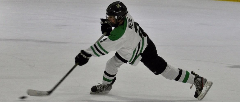 Prosper Varsity Ice Hockey Beats Highland Park 2-1