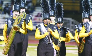 Mighty Eagle Band Among Best in Texas