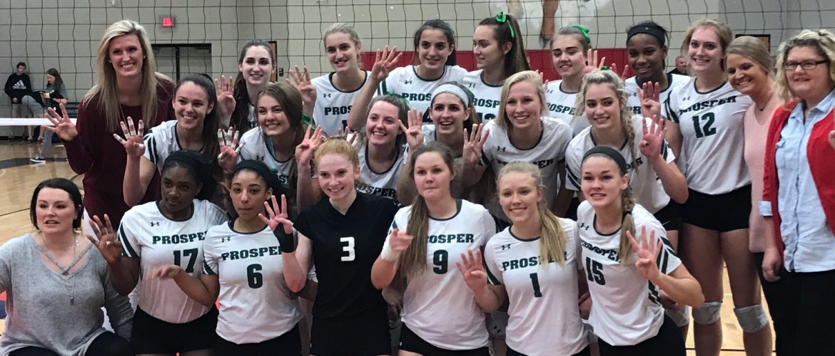 Prosper Bests Reedy in Four Set Match, Advances to Regional Semifinals