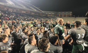 Prosper Eagles Destroy Wakeland to Win Bi-District Championship