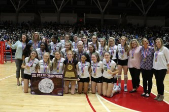 State Champion LadyEagles v Rouse315