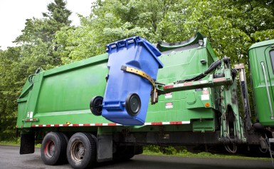 New rule limits time bulk trash can be placed curbside