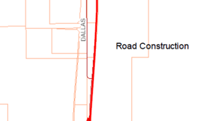 Road Construction – Starting January 24th