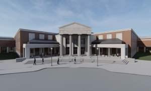 Prosper ISD Breaks Ground on 2nd high school…Introducing the Rock Hill High School Blue Hawks!!