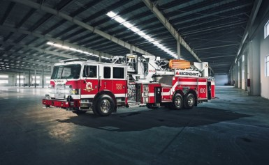 Prosper Town Council Approves Purchase of 100-foot Ladder Truck