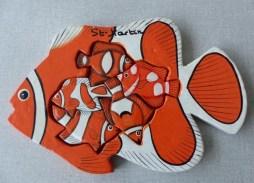 Puzzle Bois Nemo