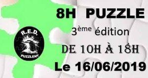 Concours 8H Puzzle - Fléron (Be) @ Fléron