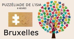 Puzzeliade de l'ISM - Bruxelles (Be) @ Institut Sainte Marie | Schaerbeek | Bruxelles | Belgique