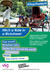 Hitch a Ride flyer pic