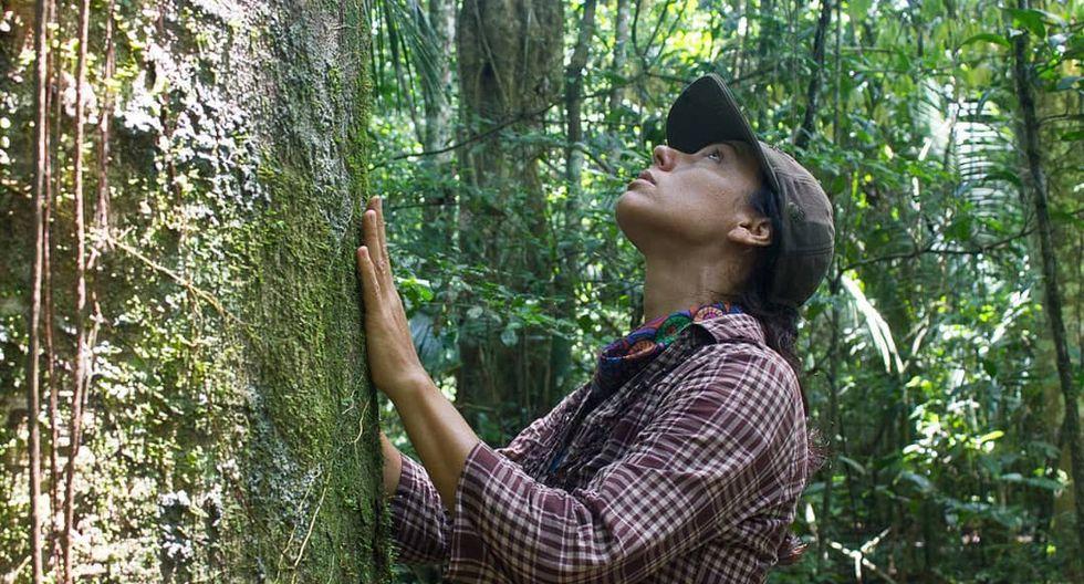 Tatiana Espinosa - prevention before cure (reforestation in Peru)