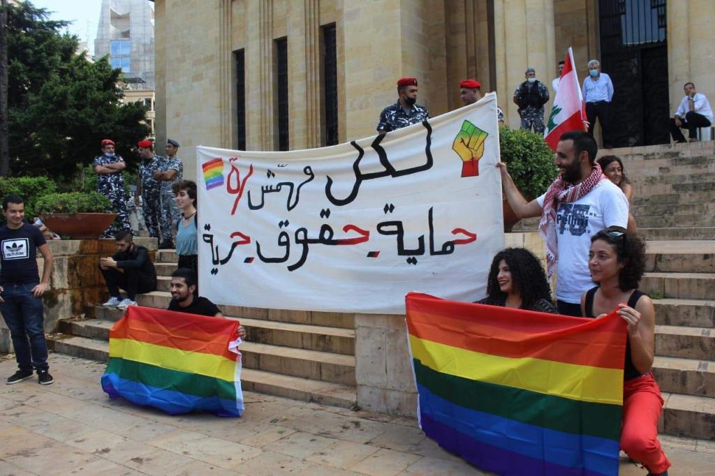 LGBTQI+ communities in Lebanon