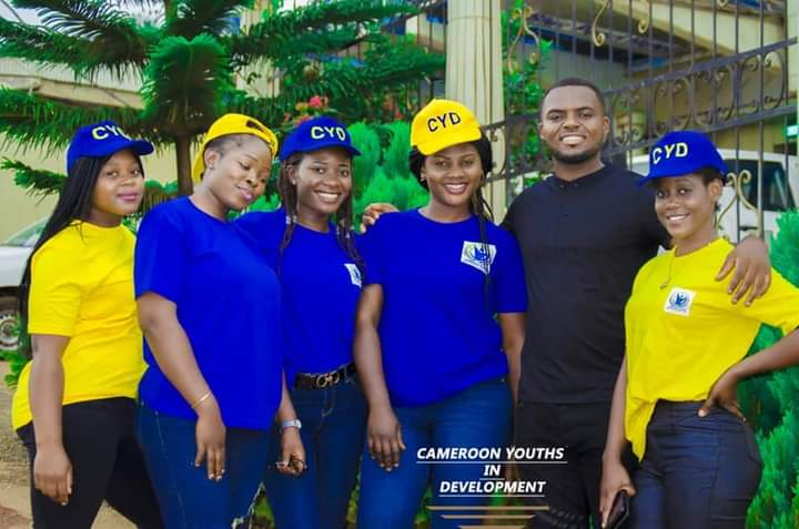 Members of Cameroon Youths In Development