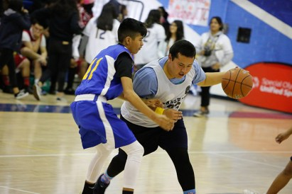 LAUSD Unified basketball STORY