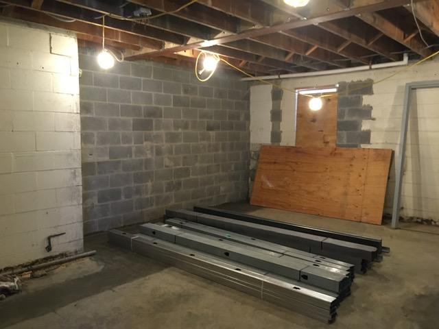 Framing for drywall