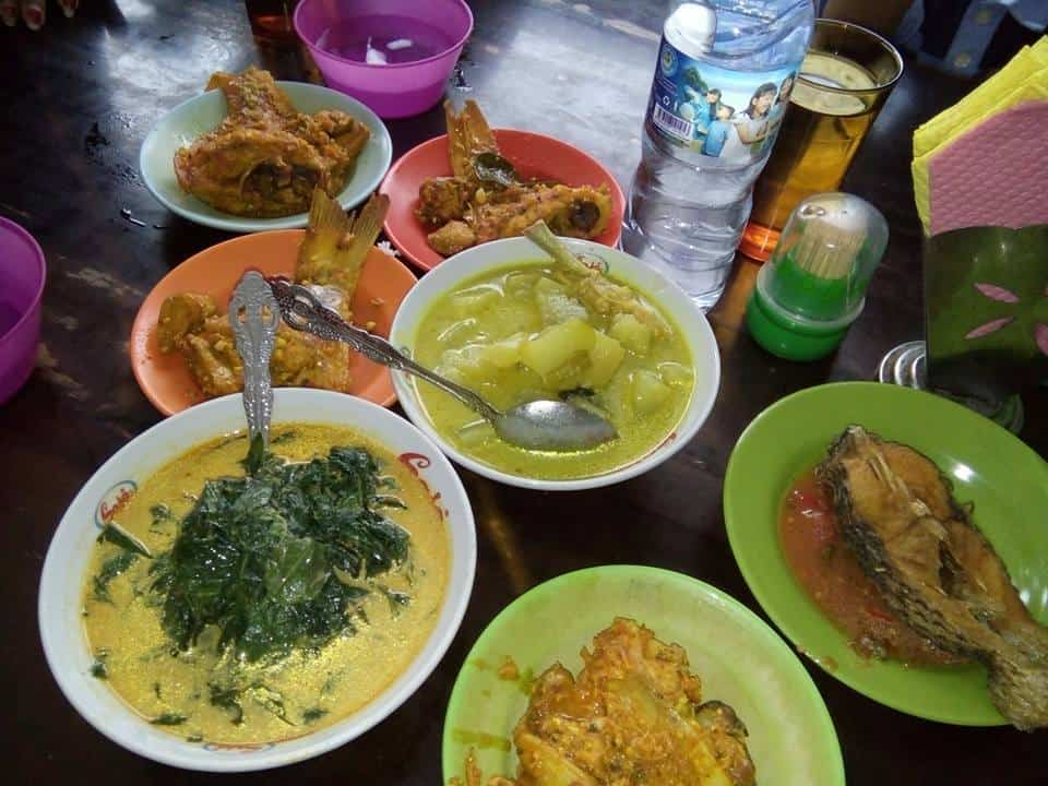 Food in Sumatra