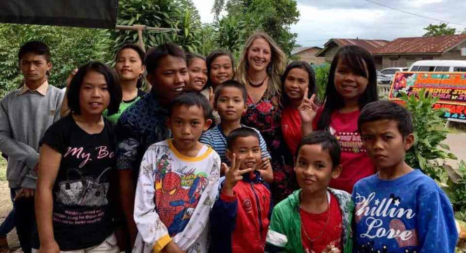 The people you meet when you travel Sumatra are some of the friendliest in the world
