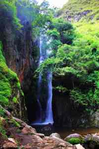 Hadabuan Naisogop Waterfall Lake Toba