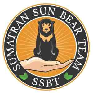 Sumatran Sun Bear Team Logo