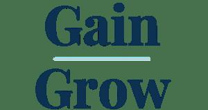gain over grow